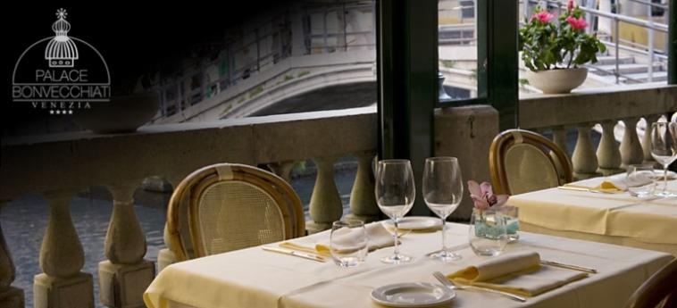 Hotel Palace Bonvecchiati: Restaurant VENISE