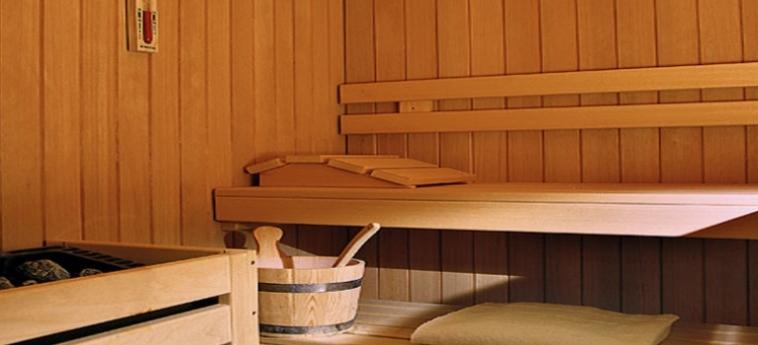 Hotel Palace Bonvecchiati: Sauna VENISE