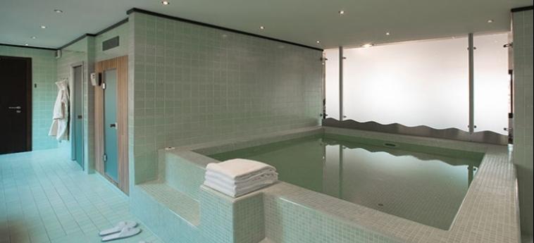 Hotel Palace Bonvecchiati: Superior Bathroom VENISE
