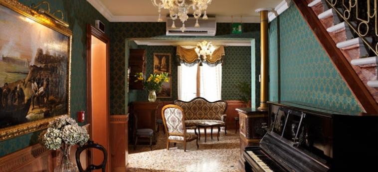 Casa Nicolo' Priuli: Couloir VENISE