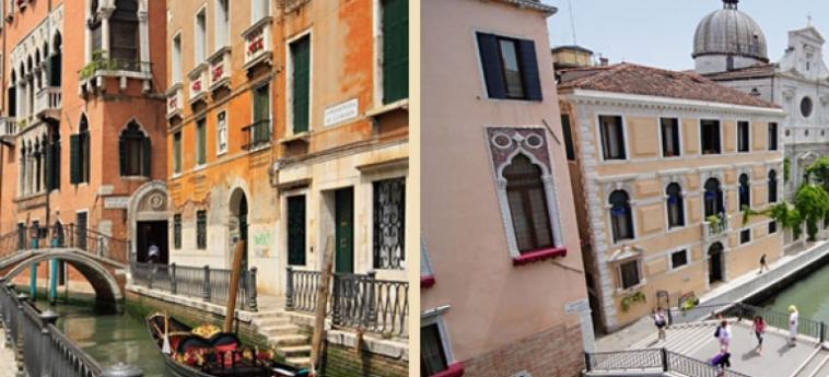 Casa Nicolo' Priuli: Detail VENISE