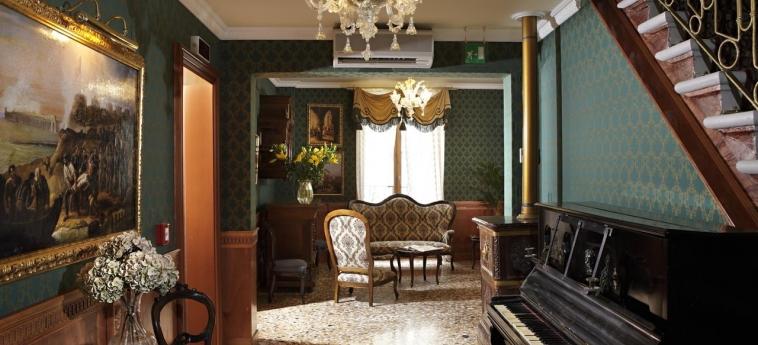 Casa Nicolo' Priuli: Entrée VENISE