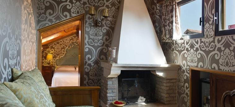 Casa Nicolo' Priuli: Living Room VENISE