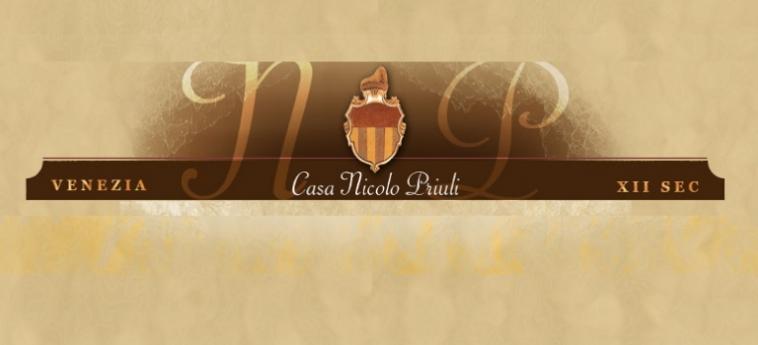 Casa Nicolo' Priuli: Logo VENISE