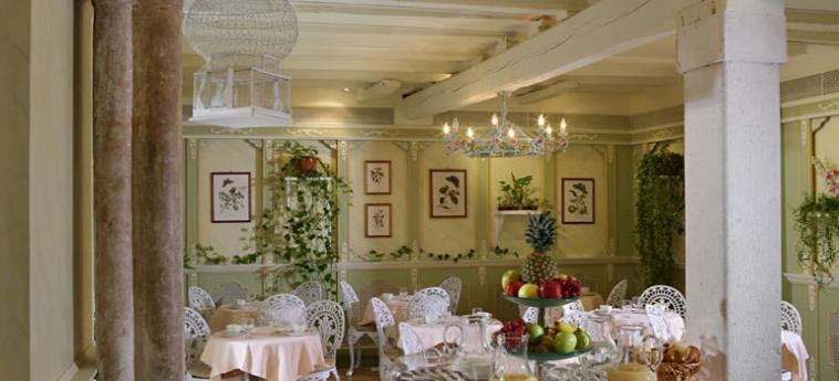 Casa Nicolo' Priuli: Salle de Petit Déjeuner VENISE