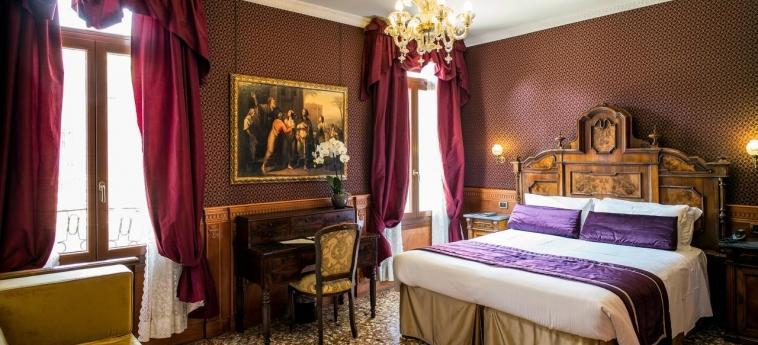 Casa Nicolo' Priuli: Salon VENISE