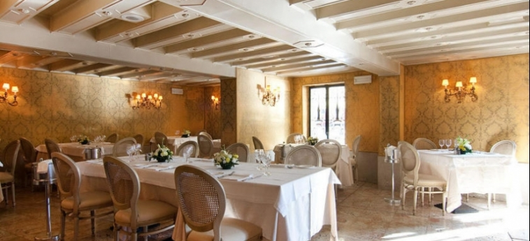 Hotel Continental, Bw Premier Collection: Restaurant VENISE