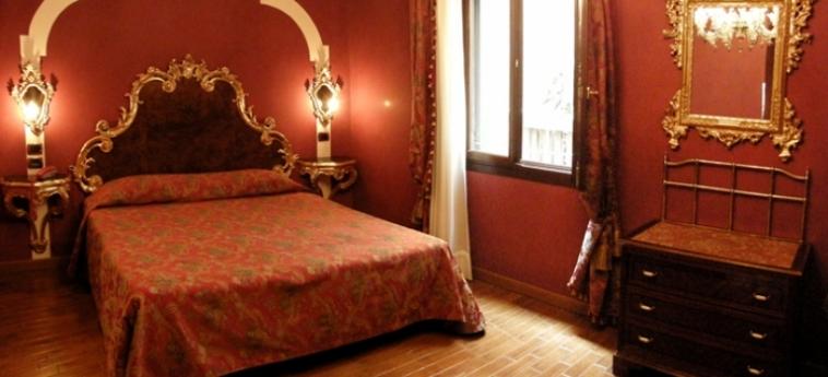 Hotel Ca' Alvise: Chambre classique VENISE