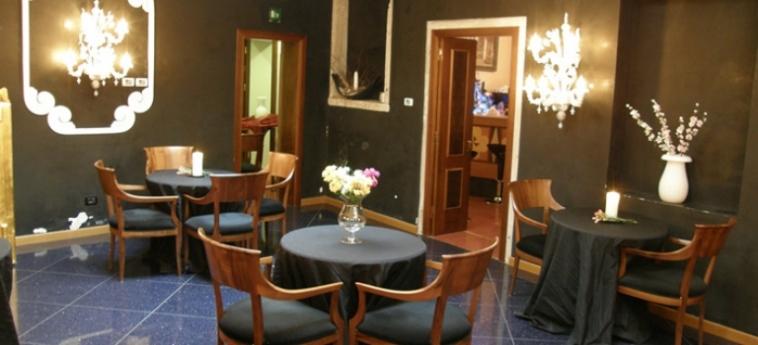 Hotel Ca' Alvise: Hall VENISE