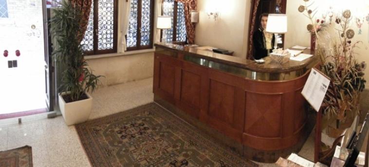 Hotel Ca' Alvise: Reception VENISE