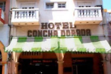 Hotel Concha Dorada: Exterior VERACRUZ