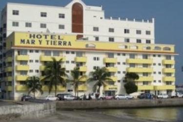 Mar Y Tierra Hotel: Exterior VERACRUZ