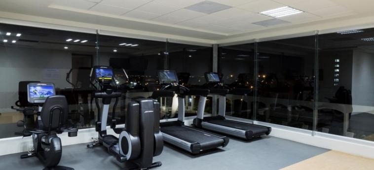 Hotel Doubletree By Hilton Veracruz: Gym VERACRUZ