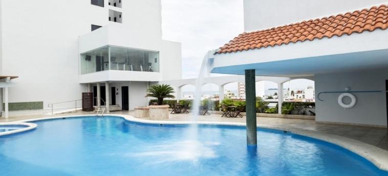Hotel Doubletree By Hilton Veracruz: Pool VERACRUZ