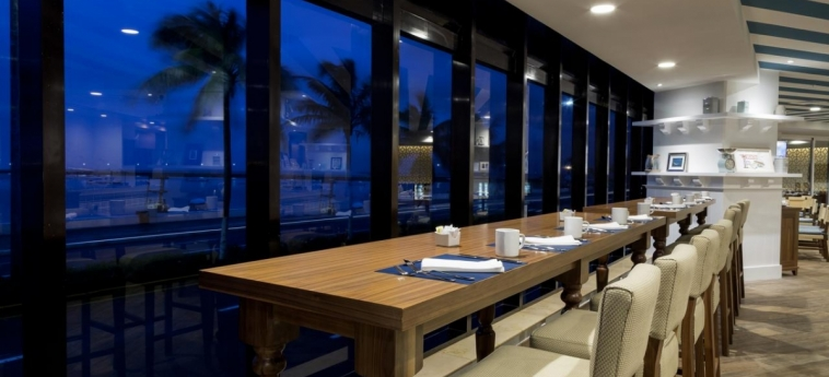 Hotel Doubletree By Hilton Veracruz: Restaurant VERACRUZ
