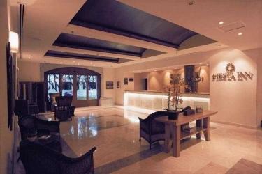 Hotel Fiesta Inn Veracruz Malecon: Lobby VERACRUZ