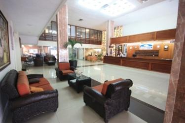 Hotel Howard Johnson Veracruz: Lobby VERACRUZ