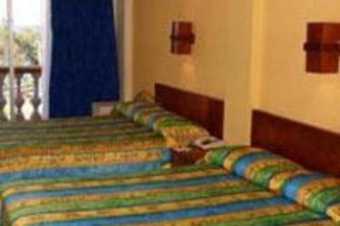 Hotel Howard Johnson Veracruz: Schlafzimmer VERACRUZ