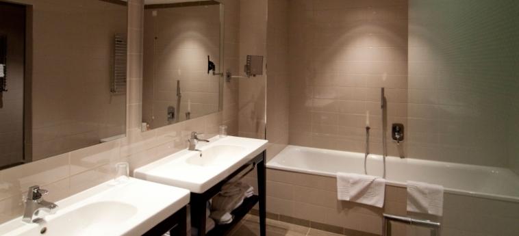 Hotel Crowne Plaza Verona Fiera: Cuarto de Baño - Suite VERONA