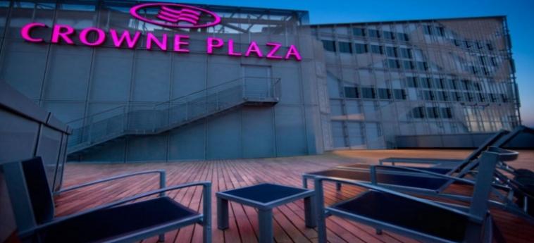 Hotel Crowne Plaza Verona Fiera: Exterior VERONA