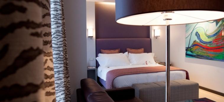 Hotel Crowne Plaza Verona Fiera: Habitaciòn Junior Suite VERONA