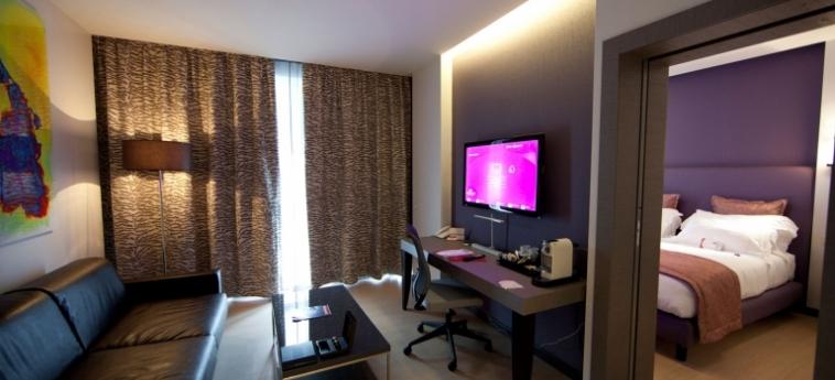Hotel Crowne Plaza Verona Fiera: Habitacion Suite VERONA