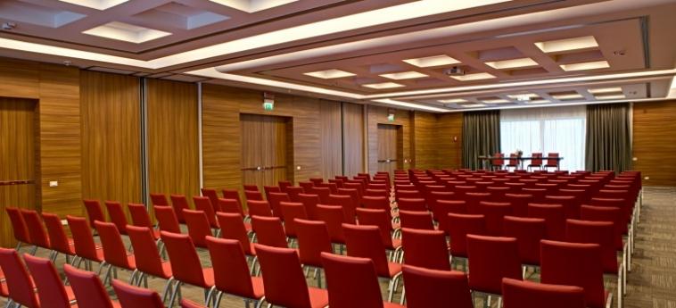 Hotel Crowne Plaza Verona Fiera: Sala de Congresos VERONA