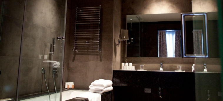 Hotel Crowne Plaza Verona Fiera: Bagno VERONA