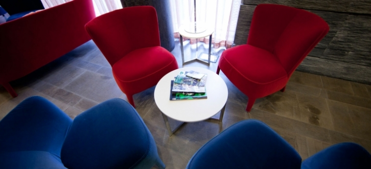 Hotel Crowne Plaza Verona Fiera: Lounge VERONA