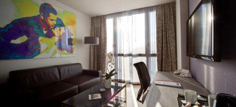 Hotel Crowne Plaza Verona Fiera: Particolare della Camera VERONA