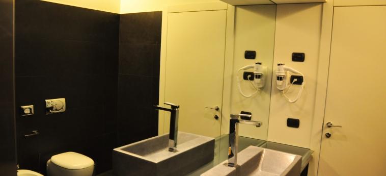 Star Hotel Airport Verona: Bagno VERONA