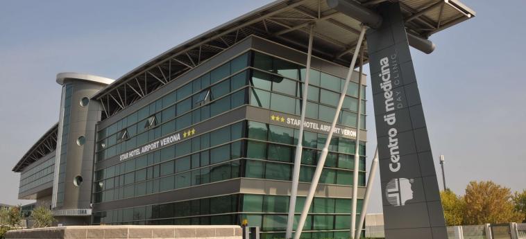 Star Hotel Airport Verona: Esterno VERONA