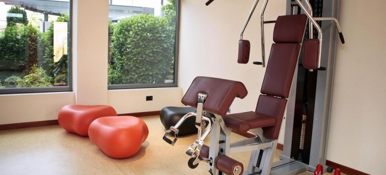 Hotel Montemezzi: Health Club VERONA