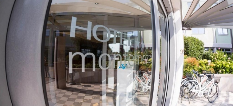 Hotel Montemezzi: Income VERONA