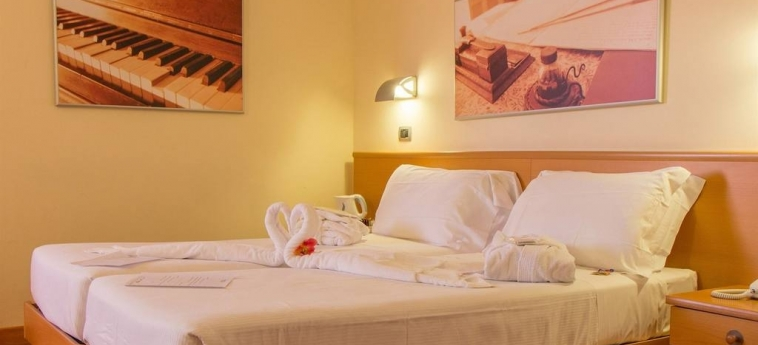 Hotel Montemezzi: Room - Single VERONA