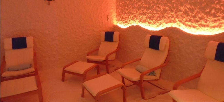 Hotel Montemezzi: Wellness Center VERONA