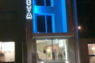 Hotel Bareta: Außen VERONA