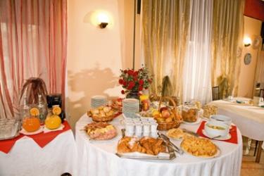 Hotel Bareta: Frühstück VERONA