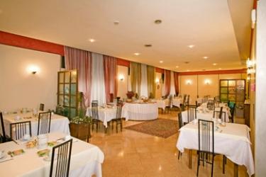 Hotel Bareta: Frühstücksraum VERONA