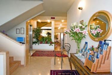 Hotel Bareta: Lobby VERONA