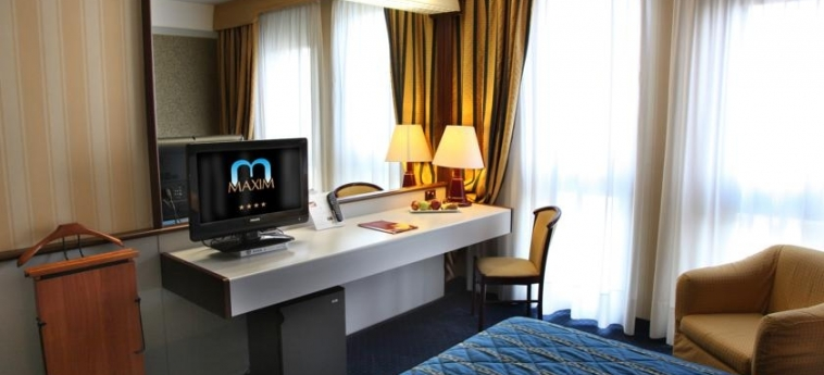 Hotel Maxim: Room - Double VERONA