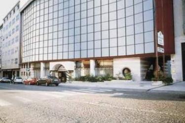 Hotel Giberti: Esterno VERONA