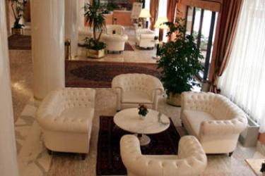 Hotel Giberti: Lobby VERONA