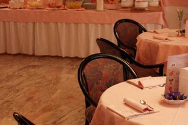 Hotel Giberti: Sala Colazione VERONA