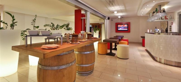 Hotel Best Western Soave: Bar VERONE