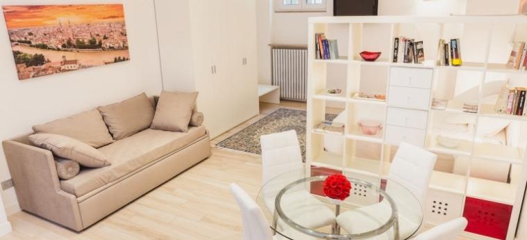 Hotel San Nicolò 3: Living Room VERONE