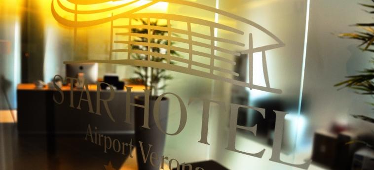 Star Hotel Airport Verona: Entrée VERONE