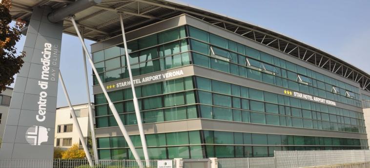 Star Hotel Airport Verona: Exterieur VERONE