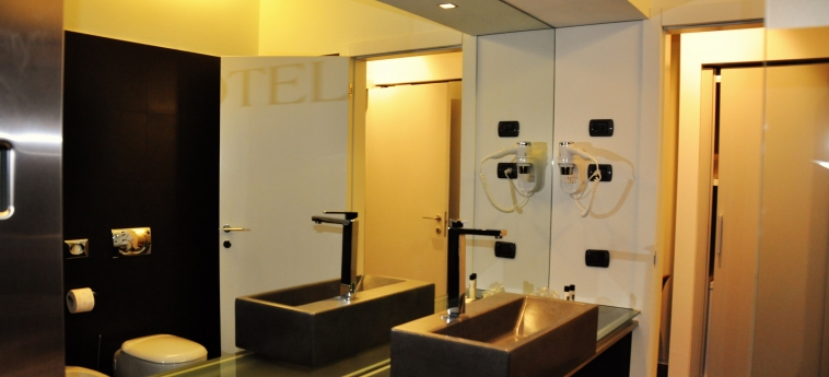 Star Hotel Airport Verona: Salle de Bains VERONE