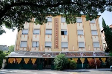 Novo Hotel Rossi: Lobby VERONE